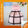 2015 New Arrival High Quality Lovely Girls Dress pink cotton dress little girls dresses LYD-187