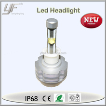 China 2015 hot sale motorcycle headlight, hight power motorcycle headlight 9004