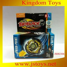 new kids items ufo spinning top in china