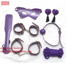 TOUGHAGE Sexy Cleavage bikini top panty set slave slut breast bondage restraints bra adult sex toys for women