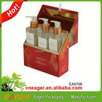 Cosmetic packaging boxes make up box, cheap makeup boxes, paper cosmetic box packaging