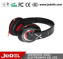 Customized popular factory best 3.5mm wired headphone