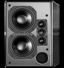 AV surround bluetooth speaker 1 inch tweeter 5.25 inch mid built in active amplifier speaker F300V2