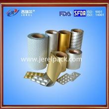 Farmacêutica composto de alumínio de conformação a frio filme duro