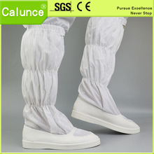 esd soft shoe, antistatic soft boots, cleanroom protect