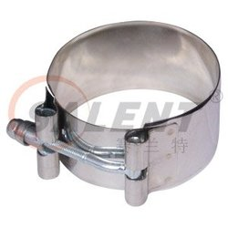 wheel clamps (stainless steel)for truck(manufacturer)