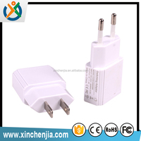 wholesale multi usb pulg wall charger travel charger adapter for iphone/iPad/Samsung/Android