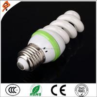 tri-phosphor E27 T2 8000hours full spiral energy saver CFL circuit