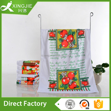 Manufacturers selling high quality beautiful kitchen towel foreign trade