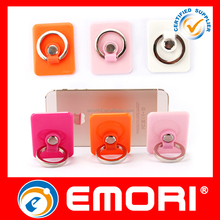 2015 Hot promotional low cost fashional colorful mobile stand finger ring 360 degree