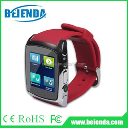 2015 new android 4.4 smart watch mobile phone,smart watch W1