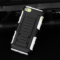 2015 Best Selling mobile phone cover Armor Impact Holster Belt Case For iPhone 5C,For iPhone 5C Case Cover