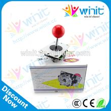 De calidad superior gamepad del regulador del juego mini joystick de arcade máquina palanca de mando