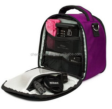 Compact System Digital Camera Camcorder bag fits for Canon Sony Pansonic