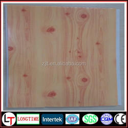 Newest 25cm hot stamping PVC ceiling panels shanghai port