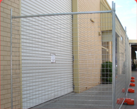 Hot dipped galvanized Australia standard movable temporary fence barrier supplier