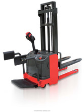 MIMA Electric forklift stacker battery powered tractable vehicle