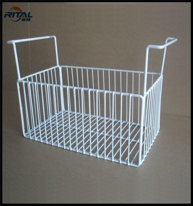Pe Coated Freezer Basket Fruit/vegetable Storage Basket - Buy Pe ...