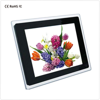 """12"""" digital photo frame wall mount video free download for sale"""