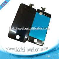 AAA class quality lcd glass assembly for apple iphone 4 screen and digitiser