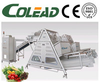 New continuous type centrifugal drying machine vegetable and fruit drying equipment vegetable dryer