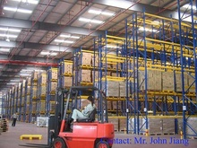 China exporter racking accessories for industrial warehouse storage solutions