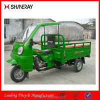 150cc 200cc 250cc 3 wheel motorcycle with roof/cabin tricycle/cabin three wheel motorcycle