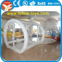 2015 inflatable bubble room