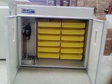 commercial poultry incubator,1056 egg incubator, chicken egg incubator hatcher for sale