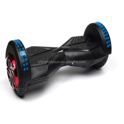 Bluetooth & LED Light 8 inch 2 Wheel Electrical Self Balance Scooter with one Year Warranty