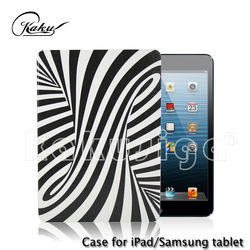 OEM manufacture professional flip design cute tablet cover for ipad/cute tablet case for ipad