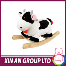 AD58/ASTM/ICTI/SEDEX personality with best shape plush cow stuffed animal toys