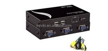 MT-VIKI 2 Ports Manual USB KVM Switch with KVM Cables support desktop control MT-201UK-L