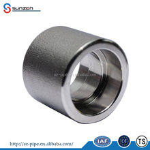 steel pipe fitting astm a182 f53 sw full coupling