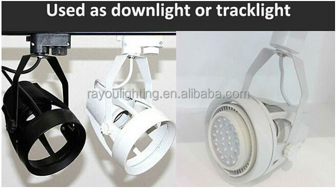 led par30 light application