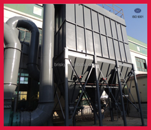 Hot sale Bag house type dust collector