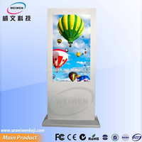 55 inch high brightness outdoor pop full hd advertising player led display