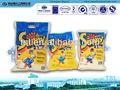 Jabón en polvo última fórmula para ropa en 125gr 250gr 500gr 1kg 3kg 5kg