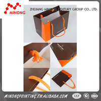 Factory made new style cheap recycle brown paper bags