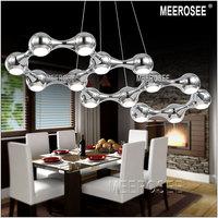 Italian Design Rectangle Modern LED Chandelier Light / Lamp / Lighting Fixture for Dining Room, Bedroom, Foyer