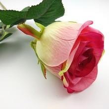 Cheap Velvet Rose Wedding Decorations