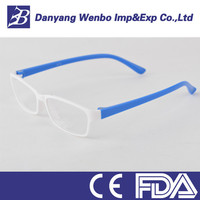 New arrival cheap rimless reading glasses
