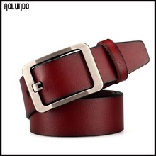 Various Types And Styles Of Leather Belts