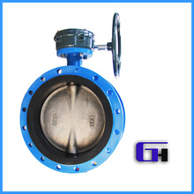 Huagreat Flanged Butterfly Valve manufacturer