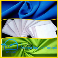 low price wholesale man's shirting fabric pocketing fabric 65% polyester 35% cotton fabric 45*45 133*72
