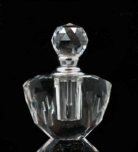 Cut Crystal Perfume Bottle MH-XS0139