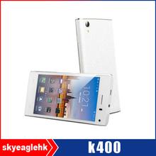 más barato teléfono móvil de china k400 mtk6572w fireeagle