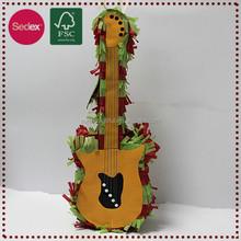 guitar Pinata for children's day decoration,children party supplies