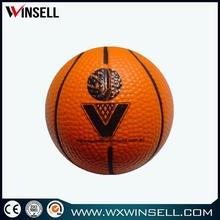 pu foam ball mini basketball toy for kids game