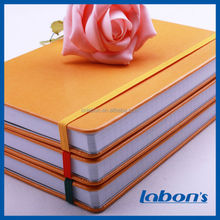 Multiple Color Personalized A5 Size Leather Notebook Covers